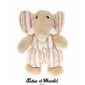 ELEPHANT BARBOTIN BEIGE