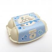 Joyeuses paques bébé - Garcon